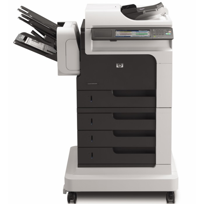 HP M4555fskm Laser Printer Copier